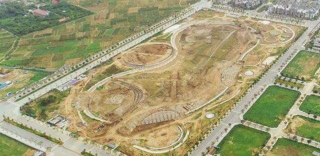 Khu đô thị Dương Nội và cái nhìn toàn cảnh trong hai năm trở lại đây - Ảnh 9.