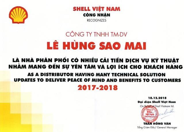 Giới thiệu sản phẩm dầu bánh răng thế hệ mới của Shell – Omala S2 GX - Ảnh 3.