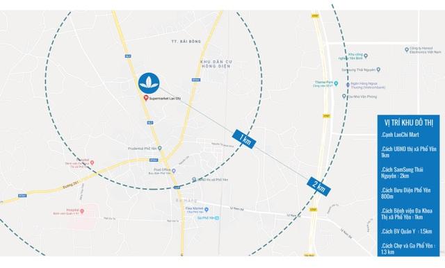 5 lý do nên đầu tư đất nền dự án KDC Vinaconex 3 - Phổ Yên Residence - Ảnh 2.