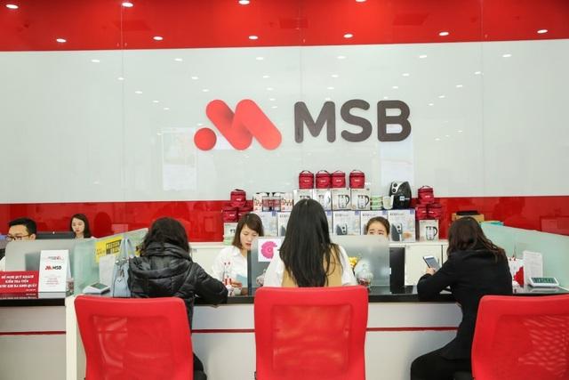 Tưng bừng ra mắt thương hiệu mới MSB, ngân hàng Hàng Hải tạo dấu ấn phát triển mới - Ảnh 8.