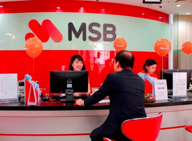 Tưng bừng ra mắt thương hiệu mới MSB, ngân hàng Hàng Hải tạo dấu ấn phát triển mới - Ảnh 9.