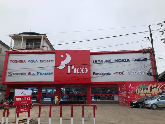 Khai trương  điện máy Pico Bala – Hà Nội, tưng bừng khuyến mại nhân dịp Tết Kỷ Hợi - Ảnh 1.