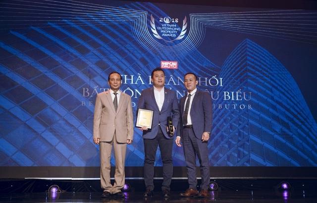 """DKRA Vietnam lần thứ hai liên tiếp được bình chọn là """"Nhà phân phối Bất động sản tiêu biểu"""" - Ảnh 2."""