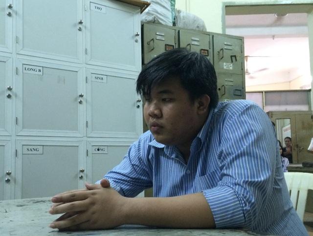 Nghi can Trần Phan Hoàng Thái