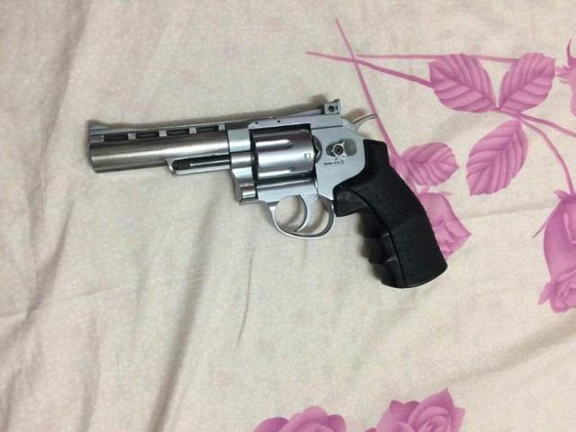 Khẩu súng mà Phượng mang theo để phòng thân