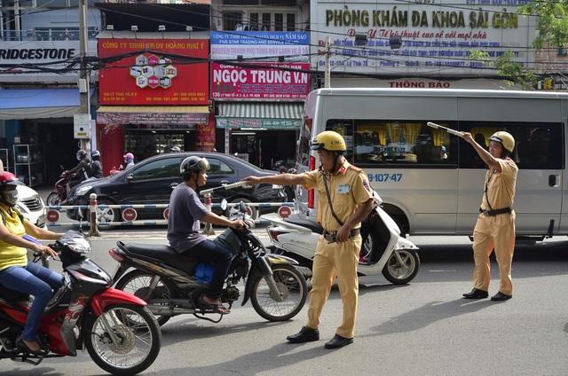 Việc xử lý đối với hành vi vi phạm không làm thủ tục đăng ký sang tên xe chỉ được áp dụng trong 2 trường hợp cụ thể.