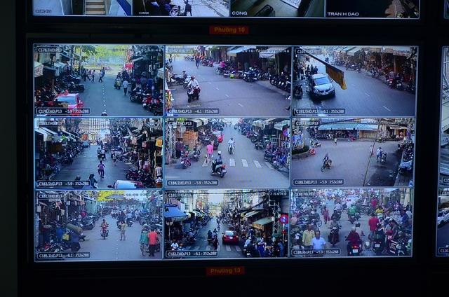 Hệ thống này hiện đã kết nối được 240 camera của 15 phường trên địa bàn quận 5. Dự kiến đến năm 2017, trung tâm này sẽ tiếp nhận thêm khoảng 1.000 camera từ các khu vực trên địa bàn chuyển về.