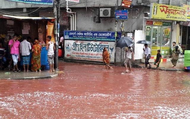 Đường phố Bangladesh nhuộm đỏ màu máu sau lễ hiến tế - 5