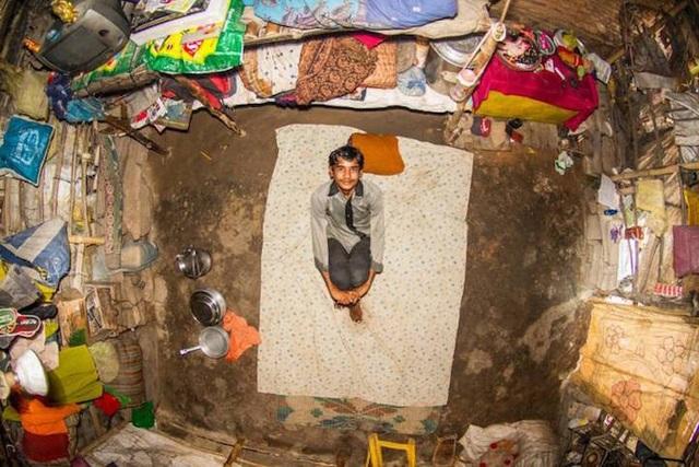 Phòng ngủ số 356 ở Varanasi - Ấn Độ