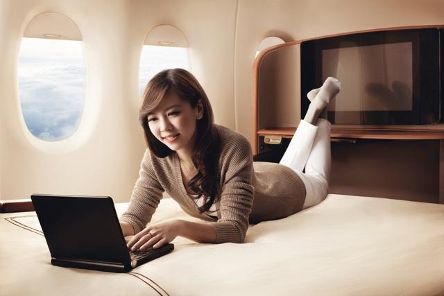 Khoang hạng Nhất của các hãng hàng không nổi tiếng có gì đặc biệt? - 2