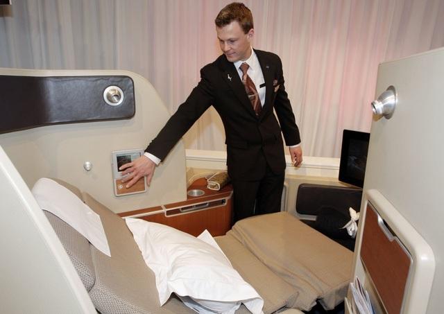 Khoang hạng Nhất của các hãng hàng không nổi tiếng có gì đặc biệt? - 6