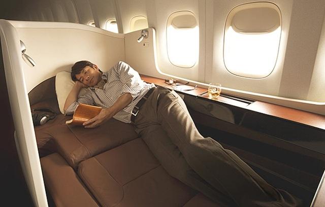 Khoang hạng Nhất của các hãng hàng không nổi tiếng có gì đặc biệt? - 9
