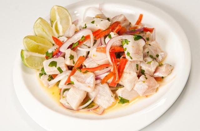 Ceviche - món gỏi hải sản đặc biệt của Peru - 2