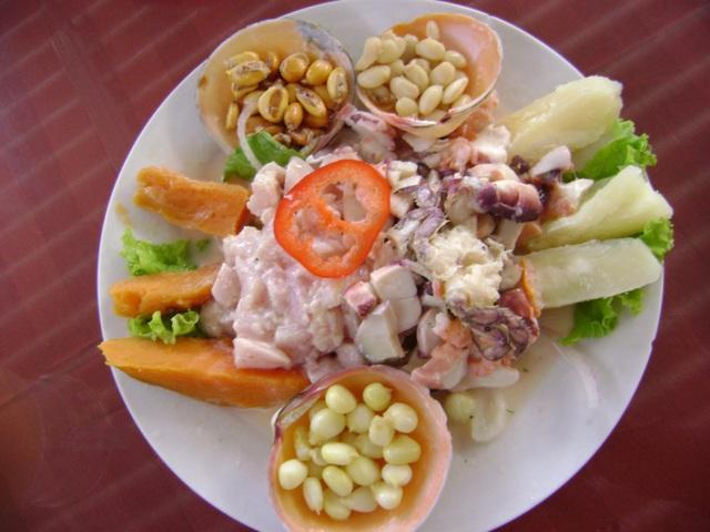 Ceviche - món gỏi hải sản đặc biệt của Peru - 3