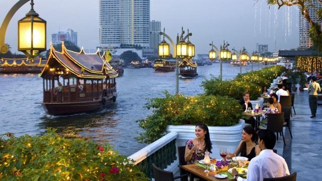 Bangkok là điểm đến hút khách du lịch nhất thế giới trong năm 2016