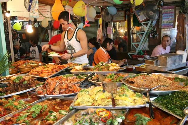 Thái Lan cũng là nơi có ẩm thực hấp dẫn nhất thế giới
