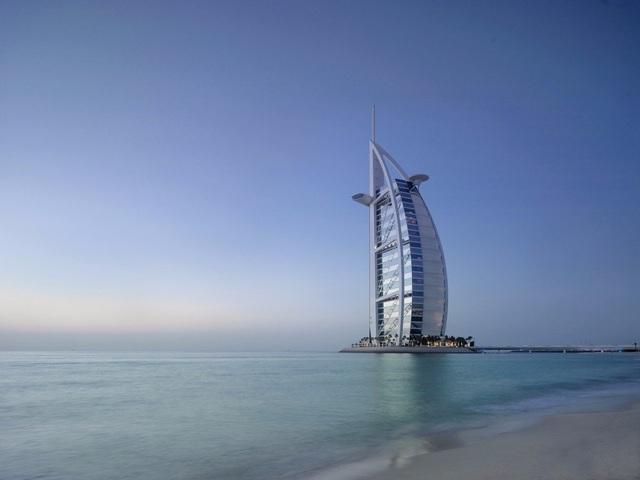 Những kỷ lục ấn tượng nhất chỉ có ở Dubai - 2