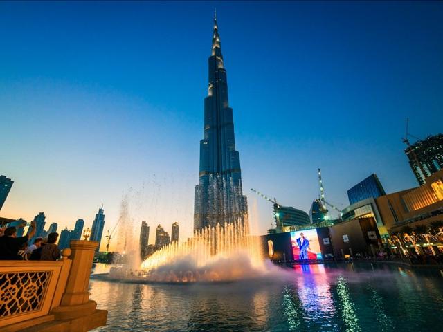 Những kỷ lục ấn tượng nhất chỉ có ở Dubai - 3