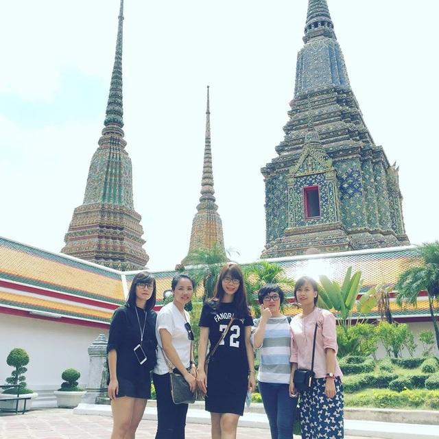 Wat Pho là một trong 7 ngôi chùa nổi tiếng nhất ở Thái Lan, nổi tiếng với tượng Phật nằm to lớn phủ vàng trong tư thế nhập niết bàn. Đây cũng là ngôi chùa cổ kính nhất ở Bangkok, được xây 200 năm trước khi Bangkok trở thành thủ đô.