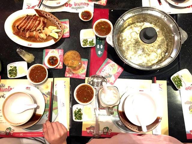 Trải nghiệm ẩm thực Thái Lan là một trong những điều đáng nhớ