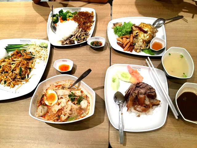 Thái Lan xứng đáng là nơi có nền ẩm thực ấn tượng nhất thế giới