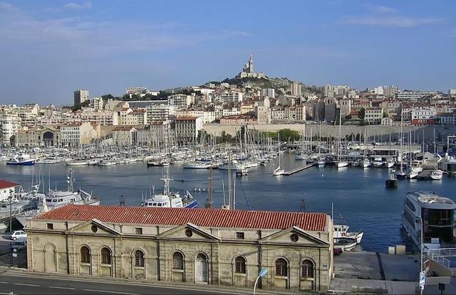 Marseille quen mà lạ - Marseille lạ mà quen! - 3
