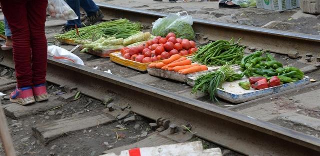 Chợ đường tàu ở Tuân Nghĩa, Quý Châu
