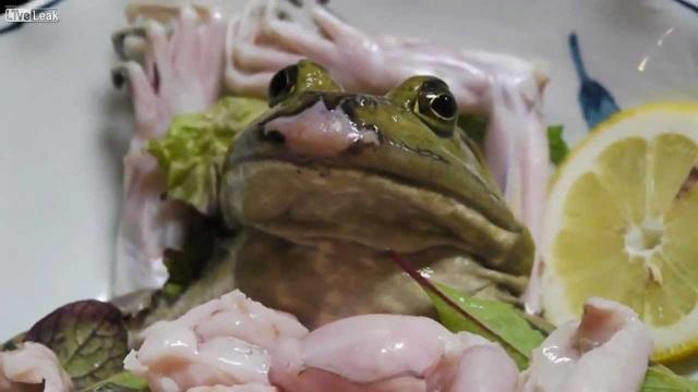 """Những món đặc sản Nhật Bản khiến thực khách phải """"lè lưỡi"""" - 7"""