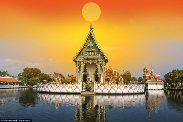Chùa Trấn Quốc nằm trong Top những ngôi chùa đẹp nhất thế giới - 3
