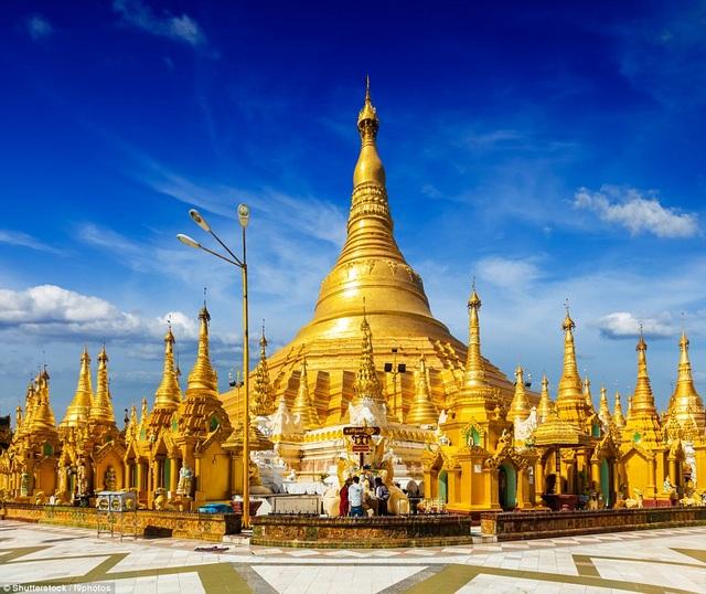 Chùa Trấn Quốc nằm trong Top những ngôi chùa đẹp nhất thế giới - 5