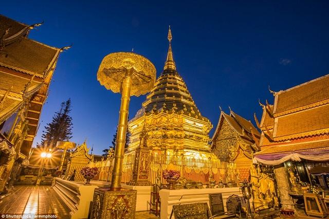 Chùa Trấn Quốc nằm trong Top những ngôi chùa đẹp nhất thế giới - 8
