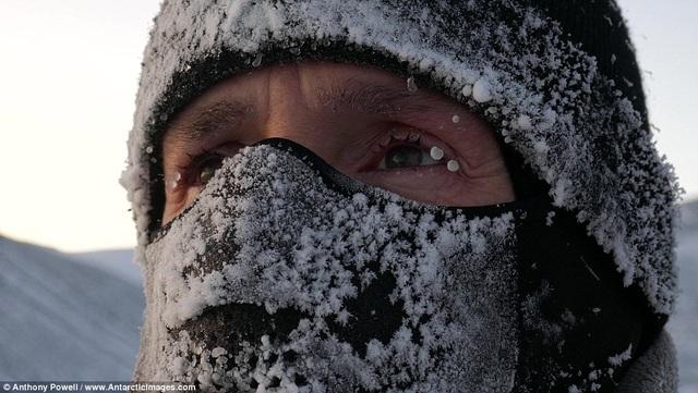 Chống chọi với cái lạnh -50 độ C
