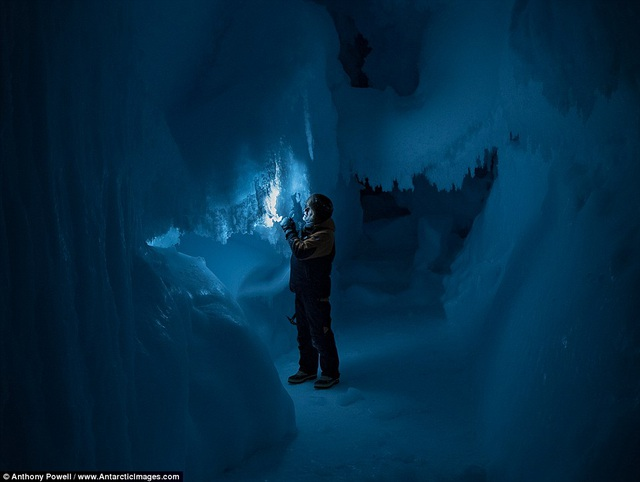 Ở vùng đất nơi hơi thở cũng bị... đóng băng - 9