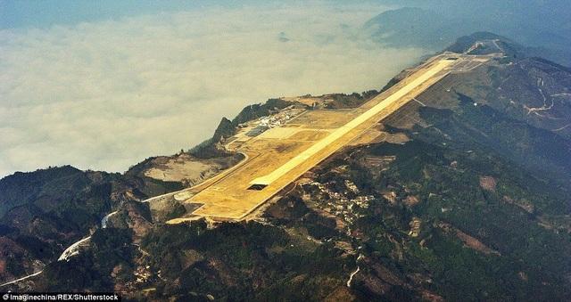 Muôn kiểu đường băng của sân bay độc lạ trên khắp thế giới - 3