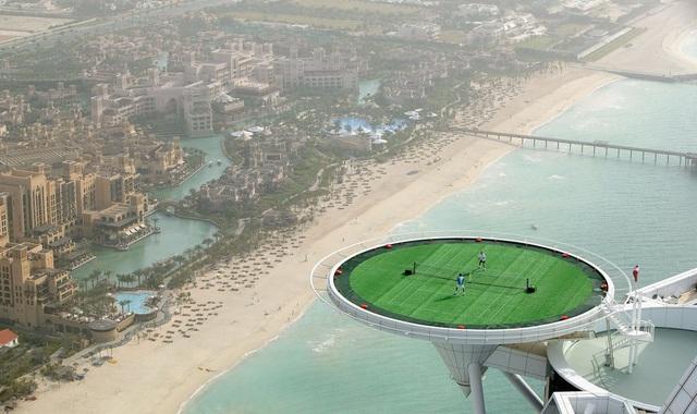 Khoảnh khắc hoành tráng đẹp khó tin của Dubai nhìn từ trên cao - 5