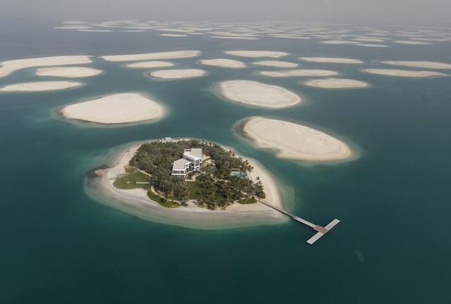 Khoảnh khắc hoành tráng đẹp khó tin của Dubai nhìn từ trên cao - 7