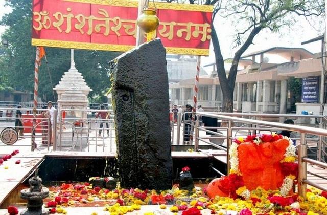 Phiến đá thờ thần Shani