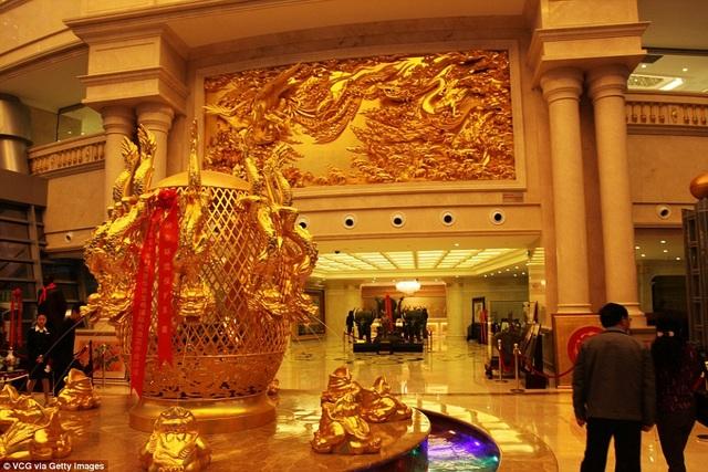 Khách sạn 5 sao Long Wish