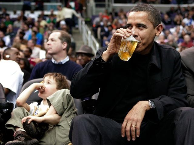 Hé lộ những món đồ uống ưa thích của các tổng thống Mỹ - 13