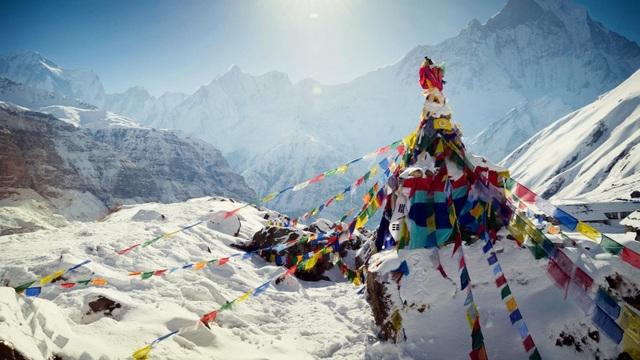 Trung Quốc đầu tư 14,7 triệu USD xây dựng khu du lịch gần đỉnh Everest - 3