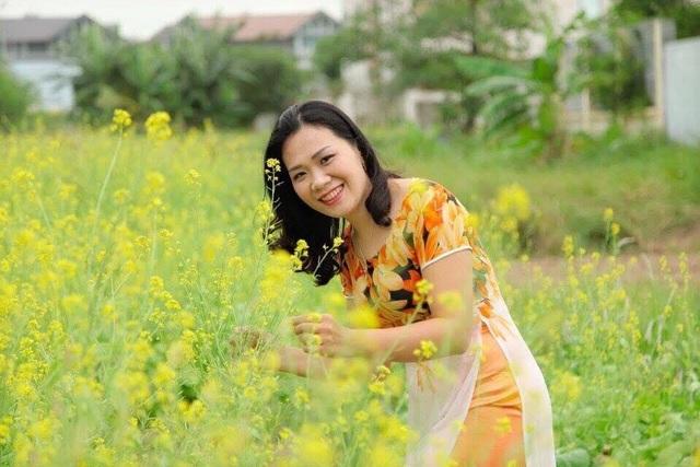 Ngỡ ngàng với cánh đồng hoa cải vàng rực rỡ đẹp bậc nhất Việt Nam - 5