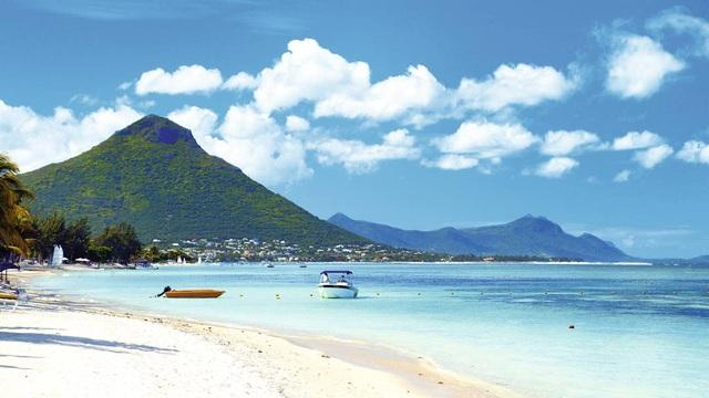 Cảnh đẹp như tranh vẽ ở Mauritius
