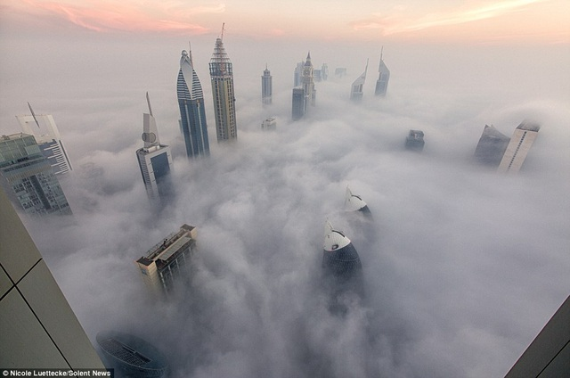 Dubai, thành phố trong mây