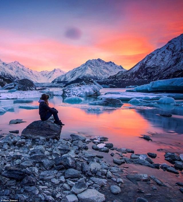 Thông qua những bức hình của mình, nữ nhiếp ảnh gia muốn truyền cảm hứng du lịch tới mọi người