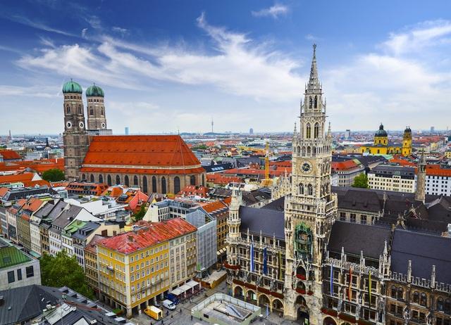 Thành phố Munich, Đức