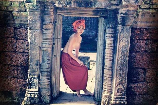 Chính quyền Campuchia cấm du khách mặc thiếu vải, hở hang khi tới thăm Angkor Wat