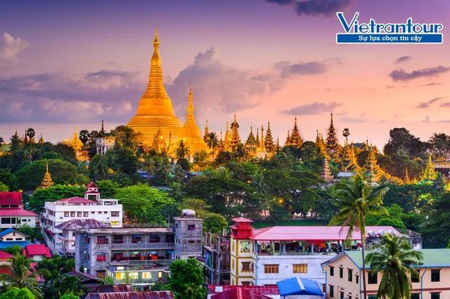 7 lý do hút khách Việt đến Myanmar - 1