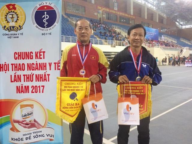 VitaDairy tài trợ chung kết Hội thao ngành Y tế lần thứ nhất 2017 - 1