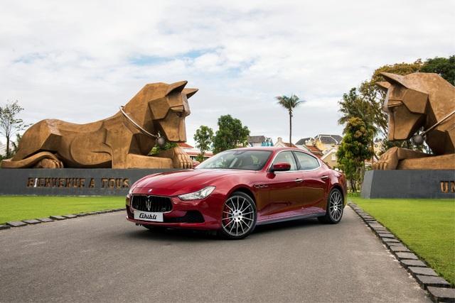 Trọn vẹn cảm xúc và trải nghiệm cùng Maserati - 3