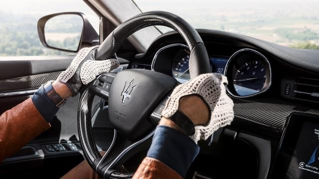 Trọn vẹn cảm xúc và trải nghiệm cùng Maserati - 5